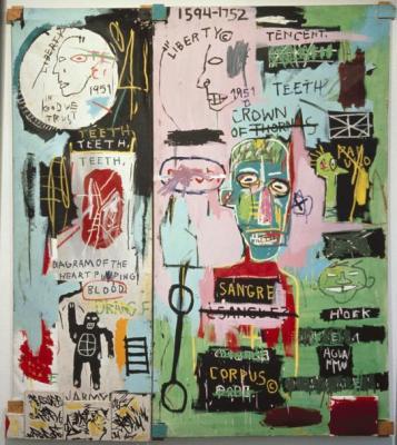 jean-michel-basquiat dans Peinture