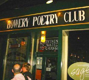 BoweryPoetryClub