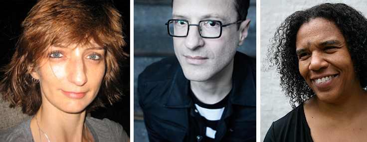 Amy King, Wayne Koestenbaum, & R. Erica Doyle