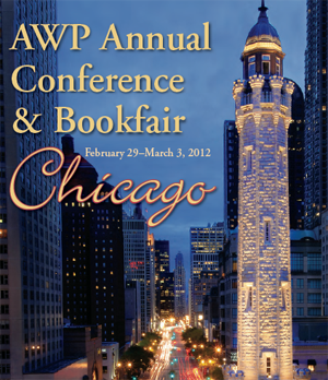 AWP Association of Writers and Writing Programs Chicago 2012