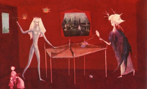 Leonora_Carrington Poetry Workshop Ekphrasis