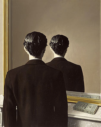 Not to be Reproduced a Portrait of Edward James by René Magritte