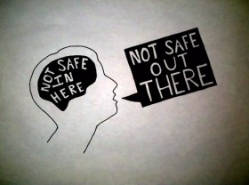 I WANT TO MAKE YOU SAFE NOT