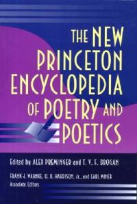 PRINCETON ENCYCLOPEDIA OF POETRY & POETICS