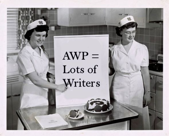 awp literary writers conference