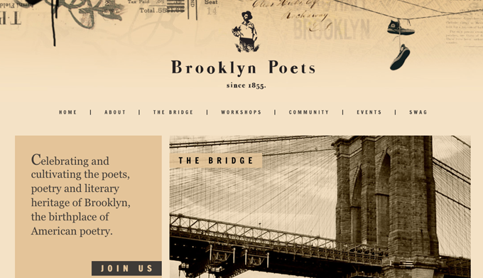 The Bridge - Brooklyn Poets